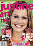 2006JuneJustinecover